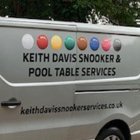 KEITH DAVIS SNOOKER SERVICES LTD