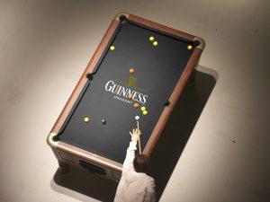 guinness table