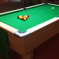 STEVE PERRY SNOOKER & POOL TABLE SERVICES